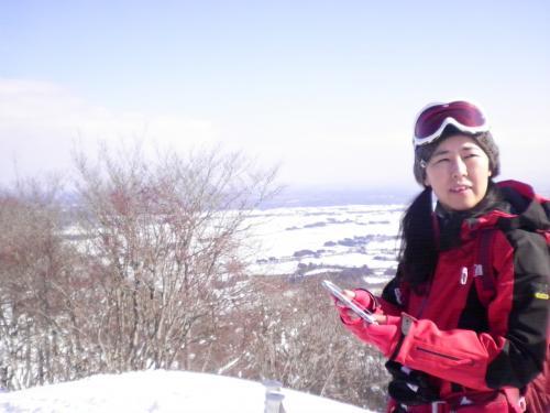おしるこの雪山ツアー