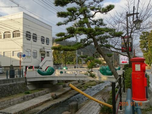 松江・出雲大社・島根3泊4日温泉たび  ?1玉造温泉は縁結びと美肌で女子に人気の温泉地だった!