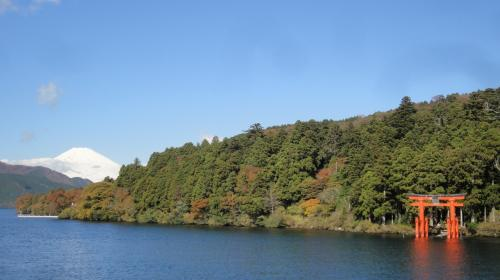 箱根温泉おひとり様の旅