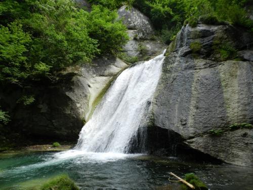『萱滝』は素晴らしい滝でした~!◆2014年8月/山形・秋田・宮城の滝めぐり≪その12≫