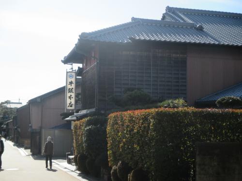 松阪と亀山の歴史とグルメの街歩き