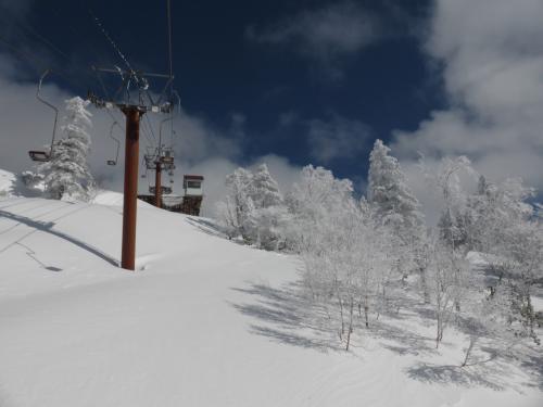 日帰りで会津高原たかつえスキー場へ行ってみた