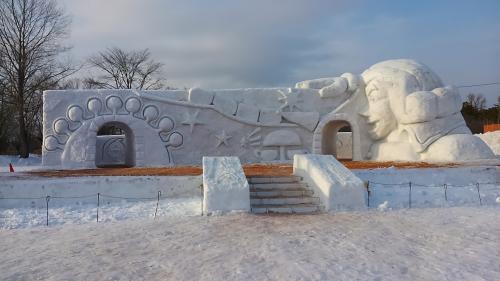岩手の雪祭り