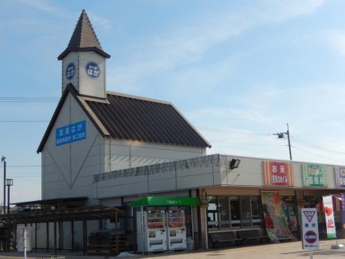 栃木県芳賀町の県道69号線に ...