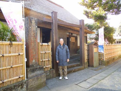 吉田松陰の足跡を訪ねて
