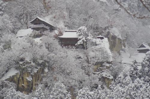 微妙な天気だった山形ツアー(蔵王樹氷・最上川下り・他)