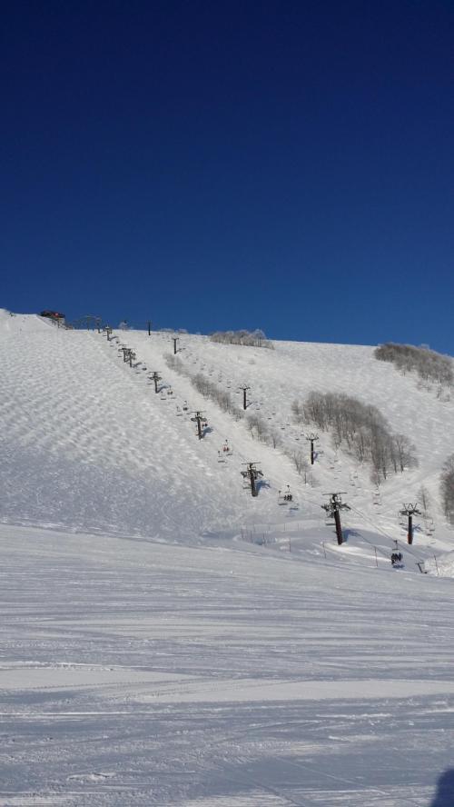☆今年も白馬でスキー♪先シーズンはトトロ☆今シーズンは猫バスがいたよ(^^)2/7~2/8★