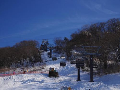 2015年:友達20人と!軽井沢でスキー旅行(2泊3日)
