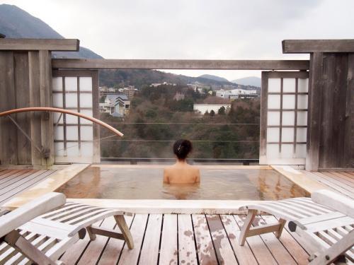 箱根良いお宿巡り+SPAの旅~1泊目は、時の雫~関空から飛行機でGO!!