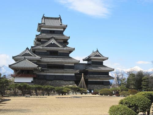 上諏訪温泉2連泊 ~♪(^o^) 松本城