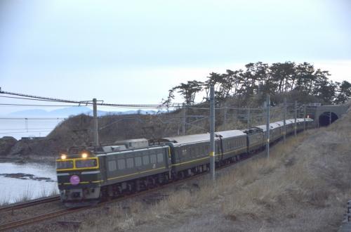 残しておきたい、信越海線を走る列車の風景を求めて訪れてみた