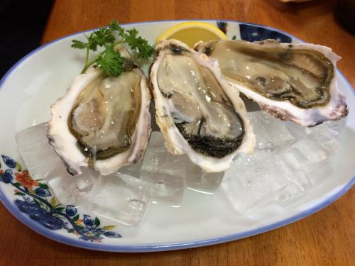 松阪牛と的矢牡蠣