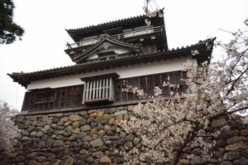 日本百名城をめぐる5 丸岡城