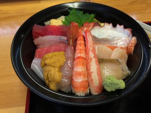 南三陸・気仙沼で海鮮丼のハシゴ