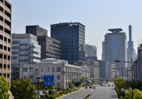 青嵐薫風 神戸逍遥①海岸通り(近代建築)