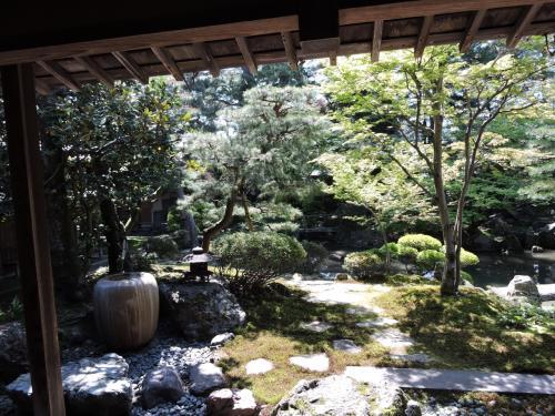新潟「北方文化博物館」と、「月岡温泉」の旅