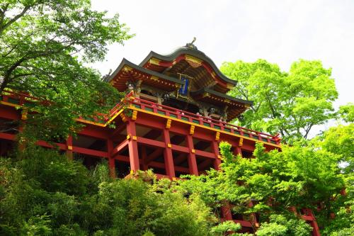 """初めての佐賀の旅行は。。。""""九年庵で新緑に包まれ~華やかな祐徳稲荷神社に参拝し~伊万里で宿泊しました~"""""""