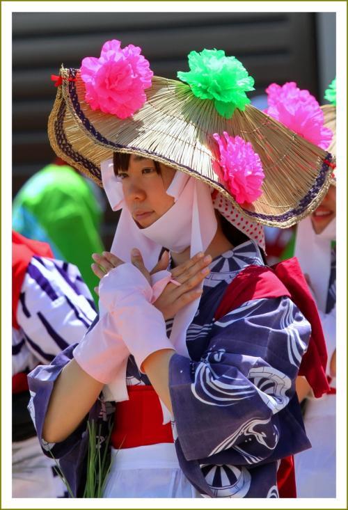 Solitary Journey [1593] 祝20周年!やって楽しい、見て楽しい♪<中国山地に伝わる伝統芸能~殿賀田楽花田植え>広島県安芸太田町