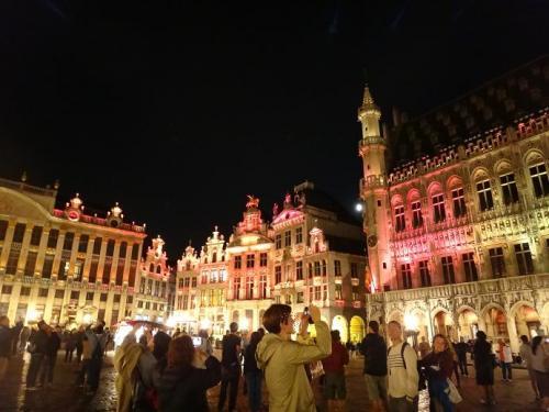 久しぶりのヨーロッパ旅行の3カ国目はベルギーです。<br />20年振りに訪れましたが、割と記憶に留めているのと同じでした。<br />ポルトガルでゆっくりした分を取り戻すかのように、ベルギーではよく動きました。<br />ブリュッセルで友人の帰国を見送った後、1週間ほどひとり旅を続ける予定でした。<br />行き先をどこにするか迷っていましたが、急遽帰国しなければならなくなってしまいました。<br />突然終わることになりましたが、いつの日かこの旅の続きをしたいと思います。<br /><br />8月6日 リスボンからブリュッセルへ移動 ブリュッセル泊<br />8月7日 ブリュッセル散策 ブリュッセル泊<br />8月8日 ゲントへ移動 ゲント泊<br />8月9日 アントワープ経由トングレンへ移動 トングレン泊<br />8月10日 ブリュッセルへ移動 ブリュッセル泊<br />8月11日 友人帰国(ここから再度ひとり旅) ブリュッセル散策 ブリュッセル泊<br />8月12日 パリへ移動 パリ泊<br />8月13日 帰国