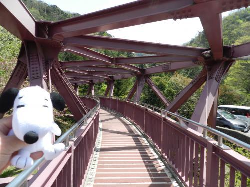 山中温泉~鶴仙渓を散策◆2015年4月・福井&加賀の滝めぐり≪その3≫