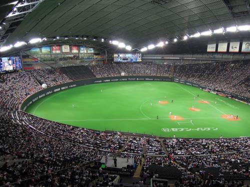 2015.5 北海道 −1日目/札幌ドーム−