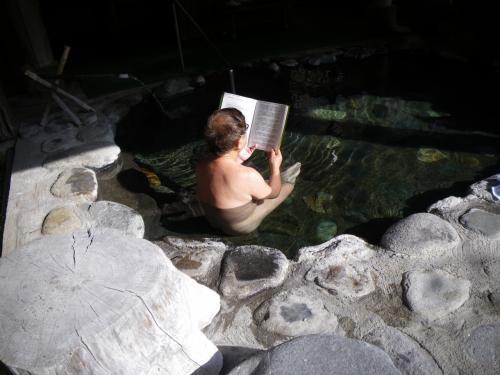 2015年GWぬる湯温泉めぐり。。。その2「川端の湯、尻焼き温泉、川原の湯」