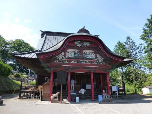 【坂東札巡礼6-2】水澤うどんでお腹を満たしたら15番の白岩山・長谷寺へ