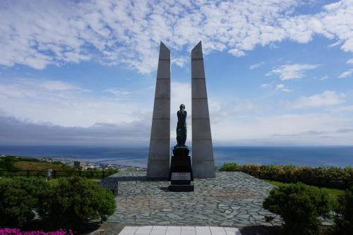 利尻・礼文は宝の島(三日目・完)~稚内市内から宗谷岬まで。北の果てといったイメージですが、寂しい中にもちょこちょこ見どころありました~