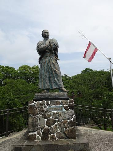 長崎の百名城巡りと一周旅行