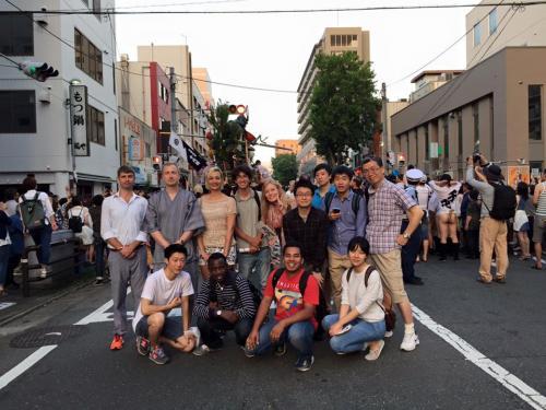 『博多祇園山笠のクライマックス~追い山2015』 [博多]のブログ・旅行記 by luckymentaiさん