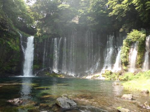 夏休み前に静岡へ