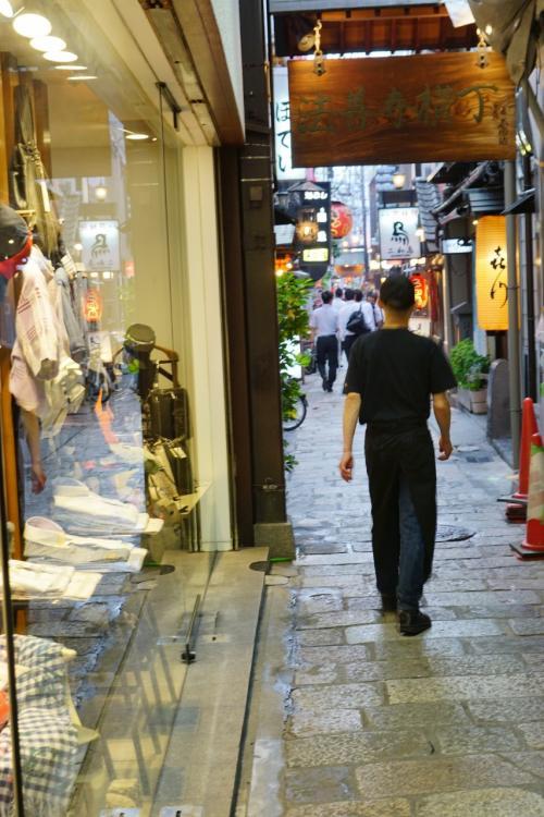 大好きな大阪へ2015年梅雨 三世代でなんばグランド花月&新世界満喫した旅 Vol.1 【2015年6月27日~2015年6月28日】