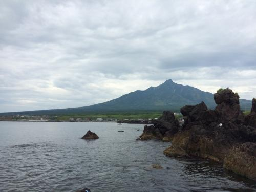 JAL&UA特典で週末土日に利尻島一周して礼文島へ、うに食べまくりの旅