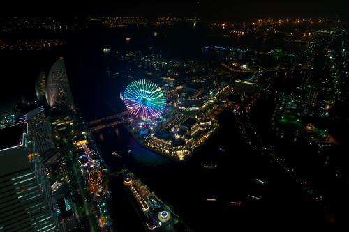 50回目のバースデーは美しい観覧車に祝ってもらおう♪ in YOKOHAMA ROYAL PARK HOTEL