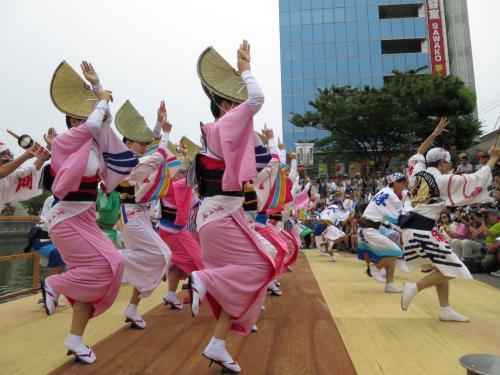 2015 あっぱれ!夏の有頂天。神の二拍子 徳島阿波踊り(二日目)
