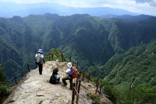 大台ケ原 吉野熊野国立公園