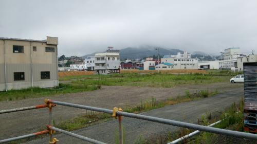 阿武隈川遡上の旅(1)気仙沼