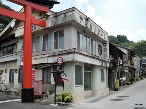 足助町の古い町並みを歩いて見ました(愛知県唯一の重伝建)