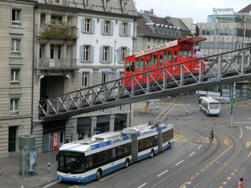 スイス・チューリッヒの電車の乗り方ガイド(路線図・運賃)   トラベロコ
