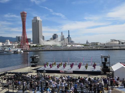 KOUBE YOSAKOI FESTIVAL 2015 「神戸よさこいまつり」