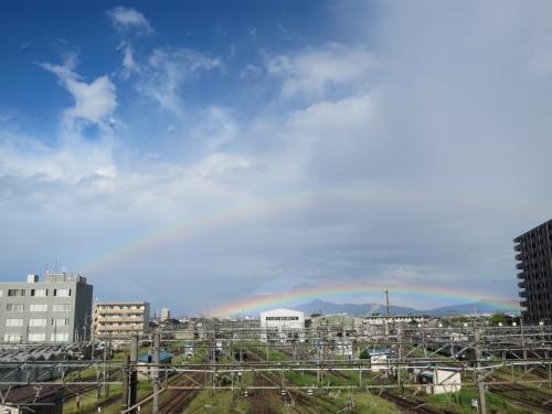 18きっぷ⑩『第2回 乗り鉄強化月間 【2日目・中編】 晴れのち雨のち虹!えちごキラめき鉄道』