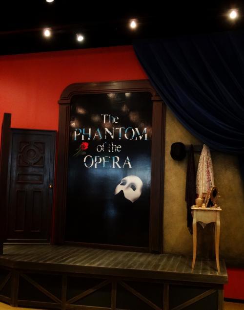 The Phantom Of The Opera. オペラ座の怪人は、とても凄かった!【2015年10月3日】