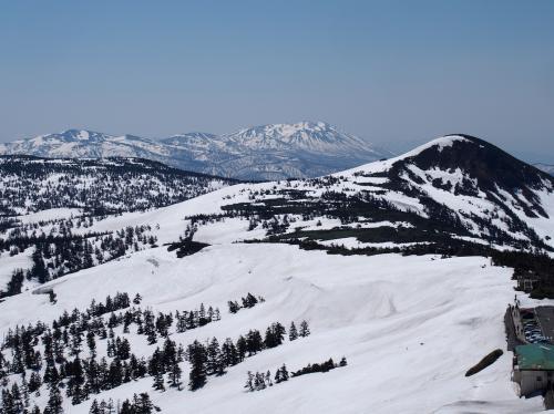 初夏の岩手滝めぐり(2) 滝メグラー百名山に登る16 八幡平樹海ラインドライブと八幡平なんちゃって登山