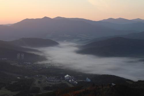 2015年9月 ANA特典航空券で大雪山(旭岳)・美瑛・富良野・トマムの自然と北海道グルメを味わう旅 No.4 【3日目前半:『雲海テラス』へ早朝からGO!はたして雲海を見ることはできるのか・・・】