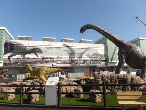 恐竜王国 IN福井  勝山恐竜博物館