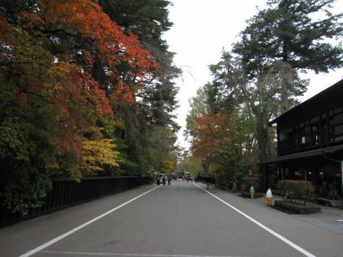 2015年10月  秋田のたび 1日目は角館、抱返り渓谷、田沢湖へ
