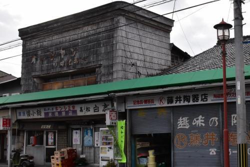 昭和レトロな街並みの天竜二俣を訪ねて(静岡)