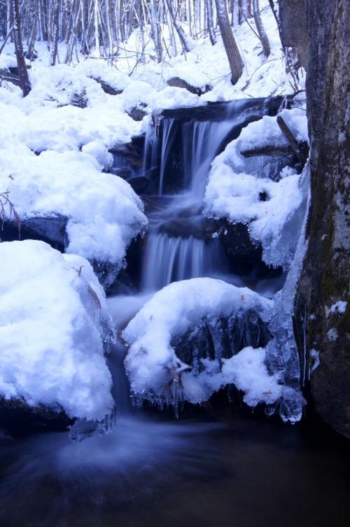 ◆ふくしま氷雪の滝めぐり