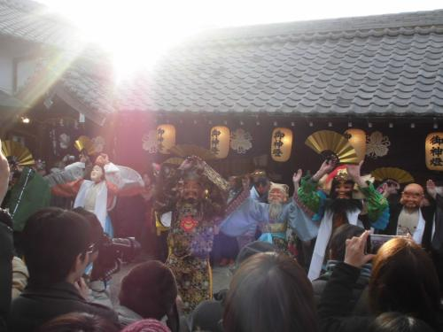 蛭子神社 八日戎