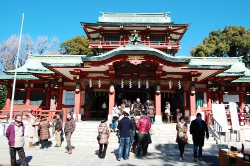 ふらりと、東京散歩 ~門前仲町から清澄白河、パフェと神社と庭園と